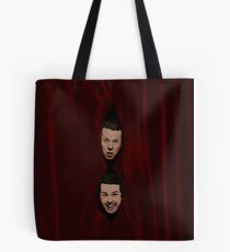 There's a world out there Tote Bag