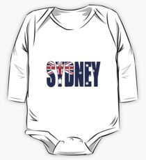 Sydney One Piece - Long Sleeve