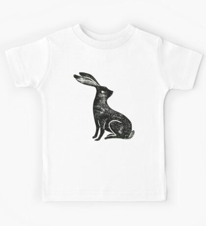Hare Lino Print Kids Clothes