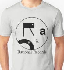 Rational Records (Light) Unisex T-Shirt