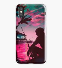 [Final Fantasy] Galdin Quay Sunset iPhone Case/Skin