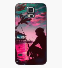 [Final Fantasy] Galdin Quay Sunset Case/Skin for Samsung Galaxy