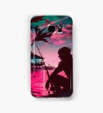 [Final Fantasy] Galdin Quay Sunset Samsung Galaxy Case/Skin