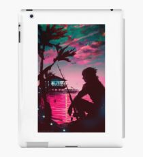 [Final Fantasy] Galdin Quay Sunset iPad Case/Skin
