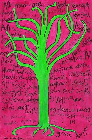 Tree of Knowledge by John Douglas