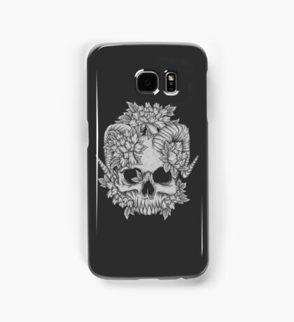 Japanese Skull Samsung Galaxy Case/Skin