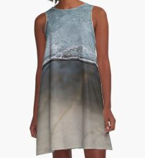 Space In Between A-Line Dress