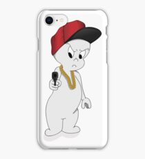 Casper the not-so-friendly ghost iPhone Case/Skin