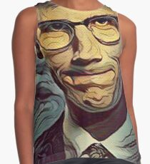 Riddle Me This Contrast Tank