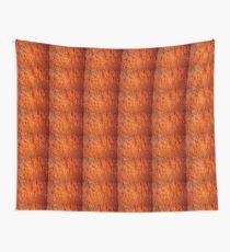 Burnt orange Wall Tapestry