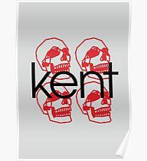Kent  Poster