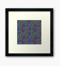colorful Framed Print