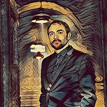 Mr. Crowley by ledbytheunknown