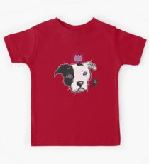 Pitbull King Kids Tee