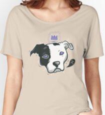 Pitbull King Women's Relaxed Fit T-Shirt