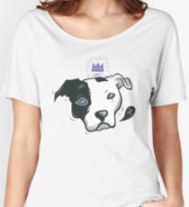Pitbull King Women's Relaxed Fit T-Shirt
