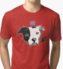Pitbull King Tri-blend T-Shirt