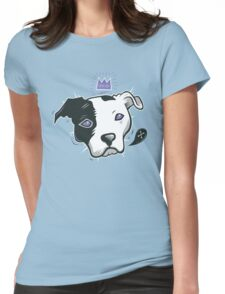 Pitbull King Womens Fitted T-Shirt
