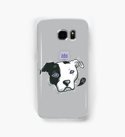 Pitbull King Samsung Galaxy Case/Skin
