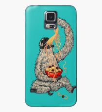 A Sloth Eating Spaghetti Case/Skin for Samsung Galaxy