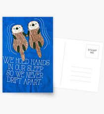 Otters Postcards