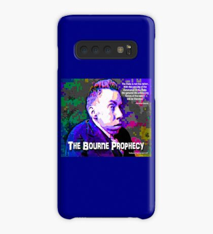 The Bourne Prophecy Case/Skin for Samsung Galaxy