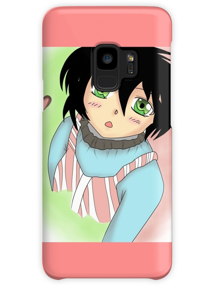 quotsamsung galaxy s5 case anime girlquot cases amp skins for