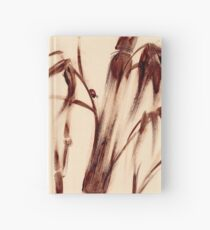 Old Friends - Sumie Ladybug & Bamboo Painting Hardcover Journal