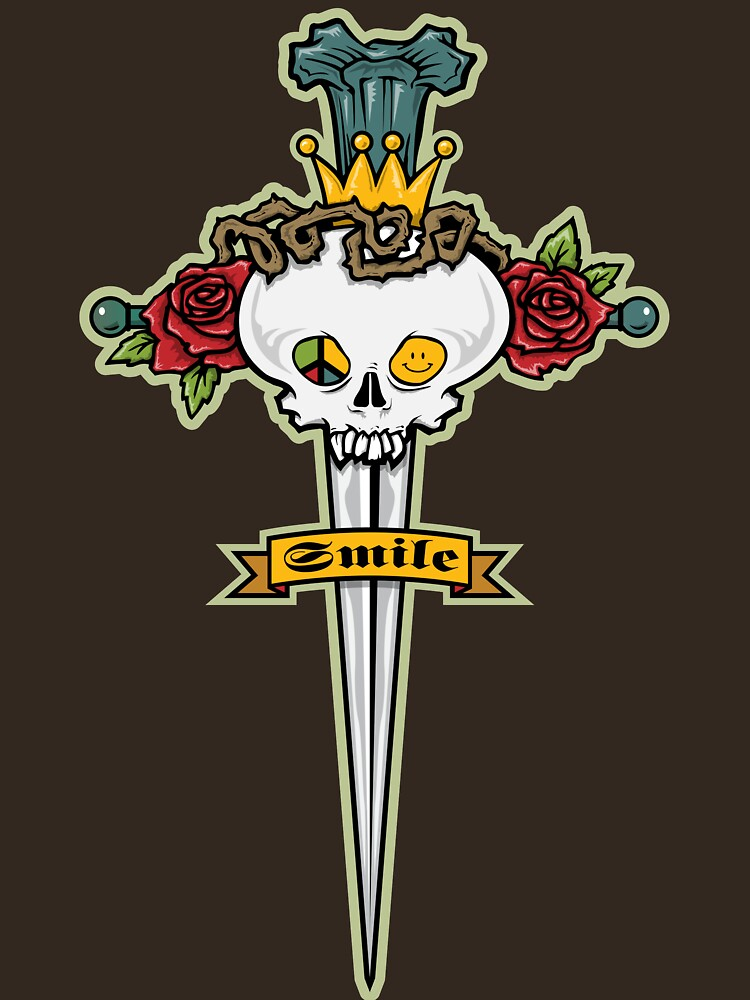 Skull Crest by Ruffmouse