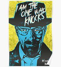 Breaking Bad - Walter White Poster