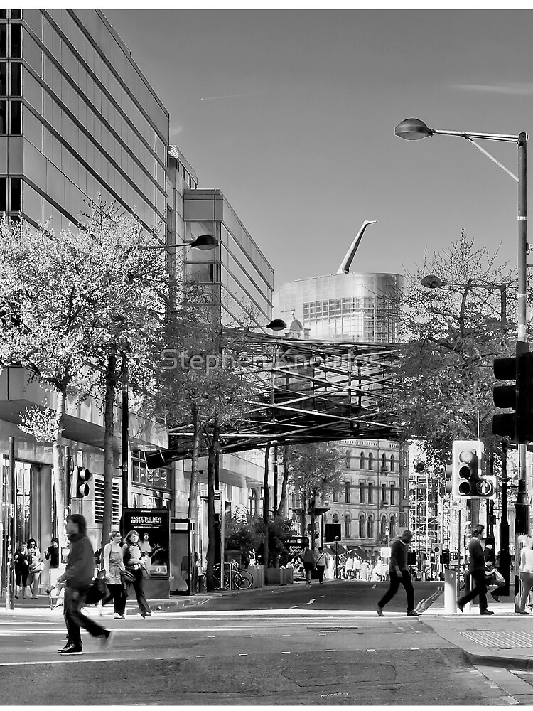 Modern Manchester by stephenknowles