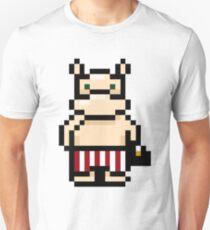 Moomin Pixel art Unisex T-Shirt