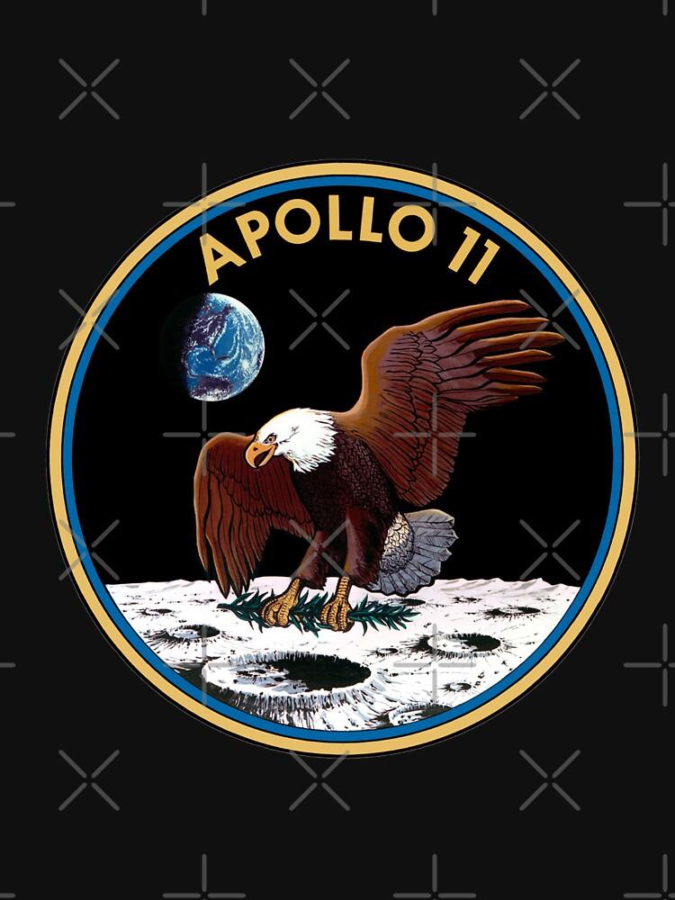 Apollo 11 by ZuluHistoryTees