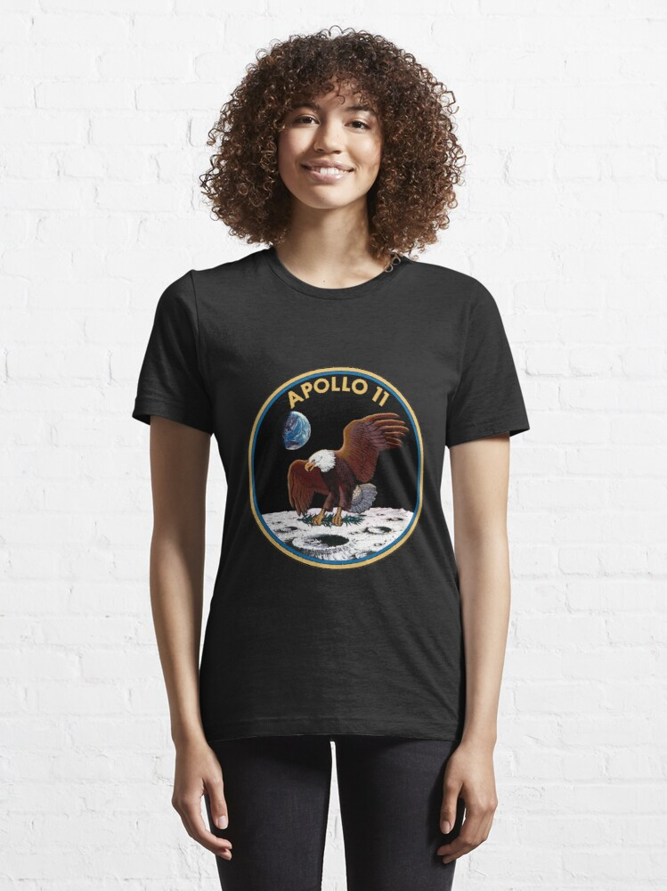 Alternate view of Apollo 11 Essential T-Shirt