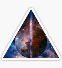 Galaxy Trinity Sticker
