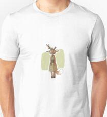 Deer anthro character Unisex T-Shirt