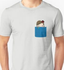 Eleventh Doctor in my Pocket T-Shirt