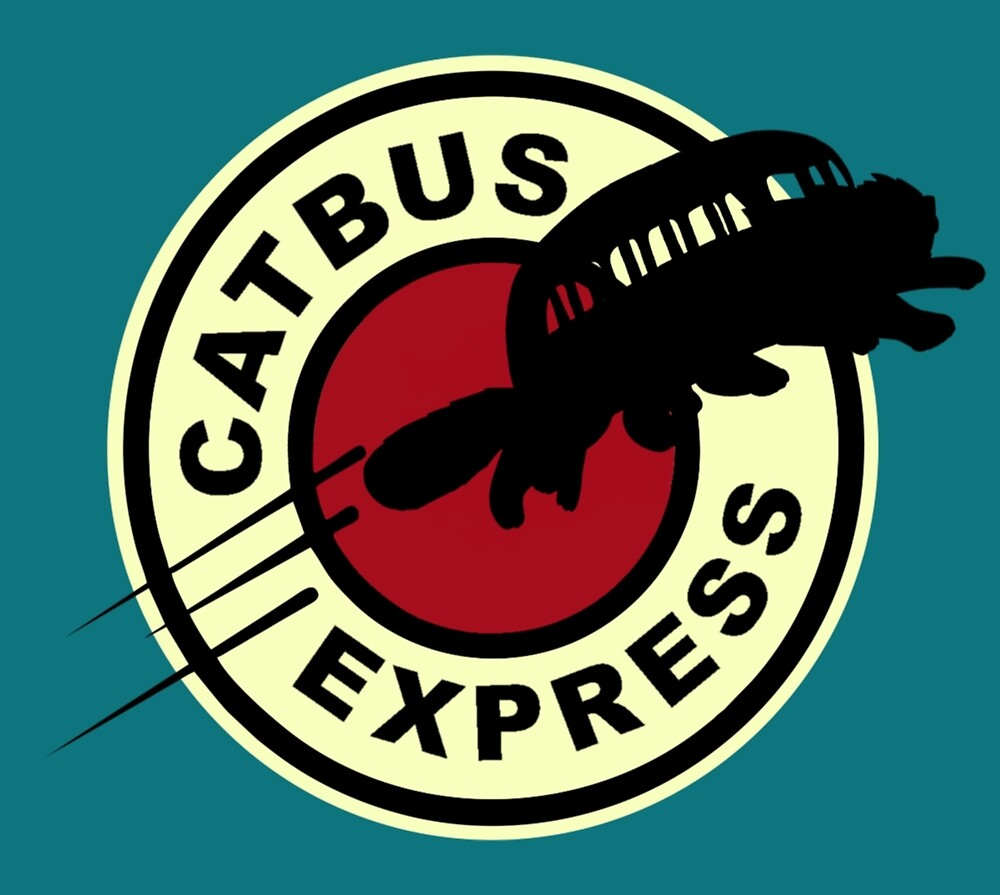 Nekobasu Express by Mr-Raindrop