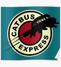 Nekobasu Express Poster