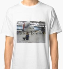 Attack of Stay Puft Classic T-Shirt