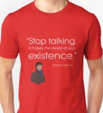 Dark - stop talking T-Shirt