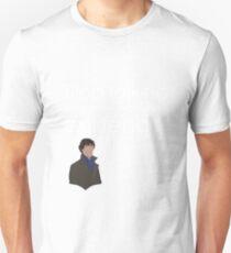Dark - stop talking Unisex T-Shirt