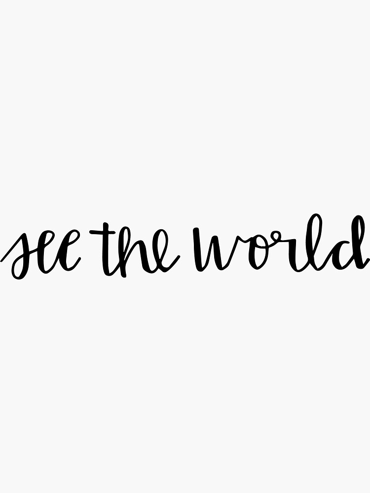 see the world by cgidesign