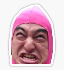 Pink Guy - Sticker Sticker