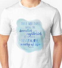 Rachel Carson: Beauties of the World Unisex T-Shirt