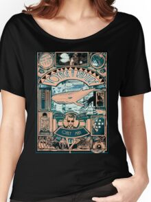 BIOSHOCK JULES VERNE STYLE Women's Relaxed Fit T-Shirt