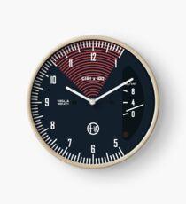 Alfa Romeo Tachometer Clock Clock