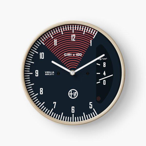 Horloge Tachymètre Alfa Romeo Horloge