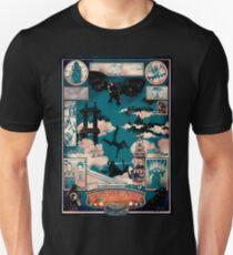 BIOSHOCK INFINITE CITY IN THE SKY 2 T-Shirt
