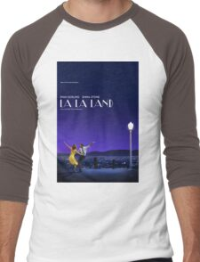 La La Land Movie Men's Baseball ¾ T-Shirt